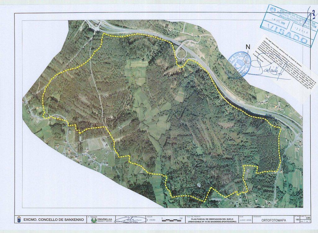 Monte-Faro-Ortomapa